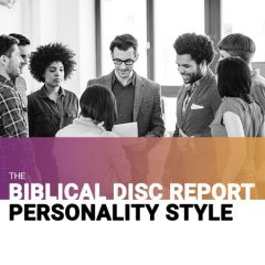 The Biblical DISC Personality System