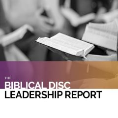 The Biblical Leadership Report