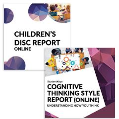 The Children's DISC + Cognitive Report (Online)