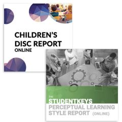 The Children's DISC + Perceptual Report (Online)