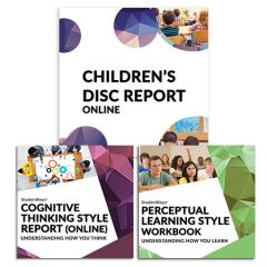 The Children's DISC + Perceptual + Cognitive Report (Online)