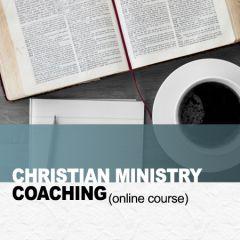 Christian Ministry Coaching