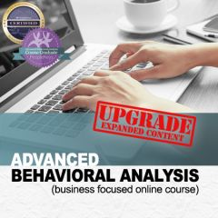 DISC Certification, Advanced Behavioral Analysis