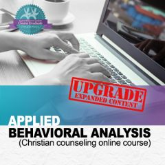 DISC Training Level 2: Applied Behavioral Analysis Course - Christian Counseling (online)