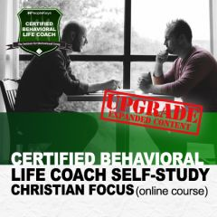 Certified Behavioral Life Coach Certification Course