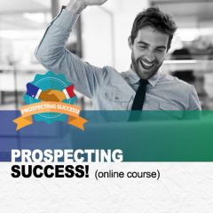 Sales Training Prospecting Success