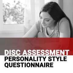 Personality Style Analysis Questionnaire (Hardcopy)