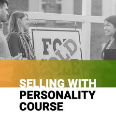 Online Training: Selling with Personality