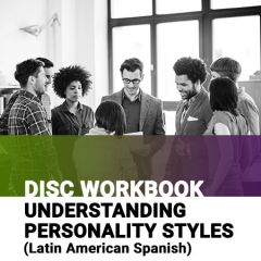 Understanding DISC Personality Seminar Workbook (Hardcopy - Latin American Spanish)
