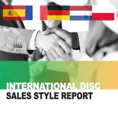 International Sales Style Report (Online)
