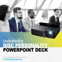 PowerPoint Instruction: Understanding DISC Personality Styles (Download)