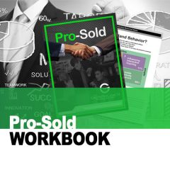 Pro-Sold Workbook (Hardcopy)