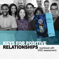 The Keys for Positive Relationships (Hardcopy)