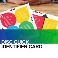 Quick DISC Identifier Cards (Hardcopy)