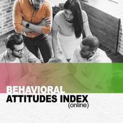 The Behavioral Attitudes Index (BAI) (Online)