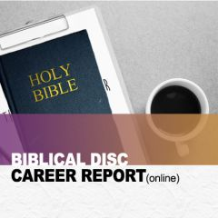 The Biblical DISC Report with Career Match (Online)