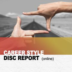 The DISC Career Style Report (Online)