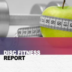The DISC Fitness Report (Online)
