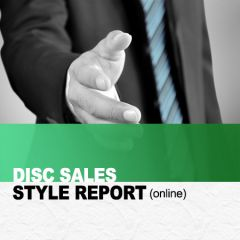 The DISC Sales Style Report (Online)