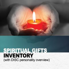 Spiritual Gifts Inventory with DISC Overview