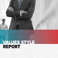 The Values Style Report