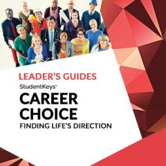 StudentKeys Leader's Guide: Career Choice (Hardcopy)