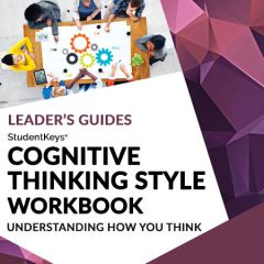 StudentKeys Leader's Guide: Cognitive Thinking (Hardcopy)