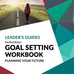 StudentKeys Leader's Guide: Goal Setting (Hardcopy)