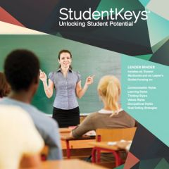 StudentKeys Leader's Binder (Hardcopy)