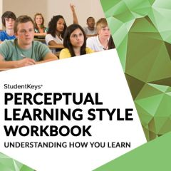 StudentKeys: Perceptual Learning Style (Hardcopy)