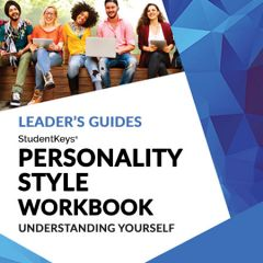 StudentKeys Leader's Guide: DISC Personality Style (Hardcopy)