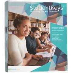 StudentKeys Student Binder (Hardcopy)