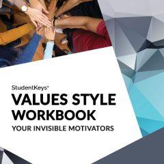 StudentKeys: Values Style (Hardcopy)