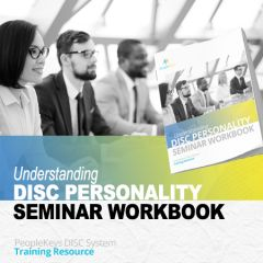 Understanding DISC Personality Seminar Workbook (Hardcopy - English)
