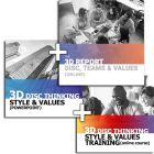 Teams & Values Training Course Bundle #2