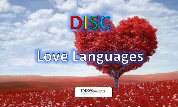 DISC Love Languages