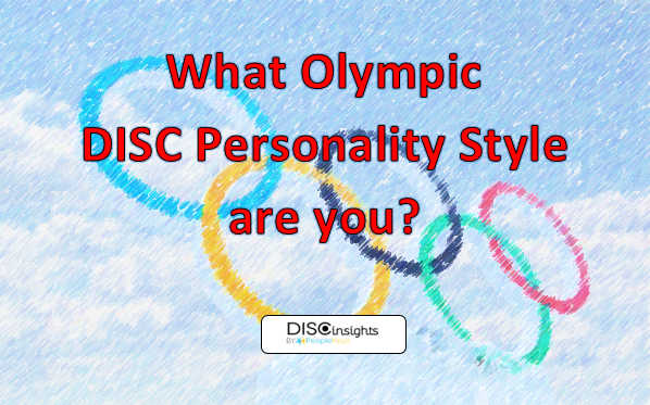 What Olympic DISC Personality Style Are You?