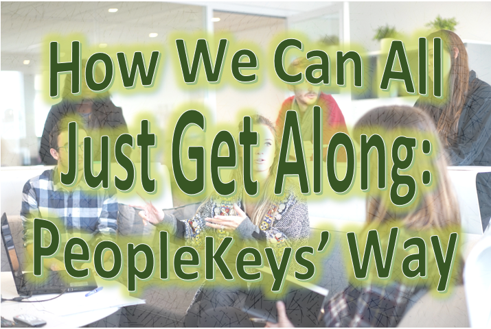 How We Can All Just Get Along: PeopleKeys' Way