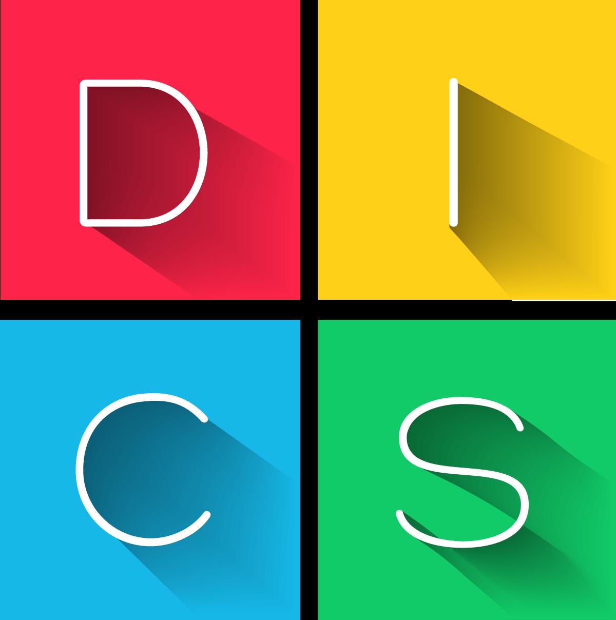 DISC Quadrant graphic