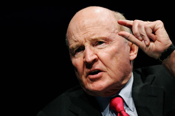 D Style Leader: Jack Welch (GE)