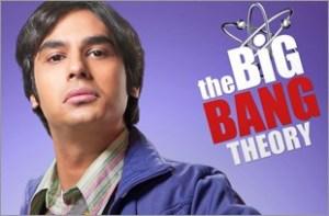 Raj Big Bang Freundin